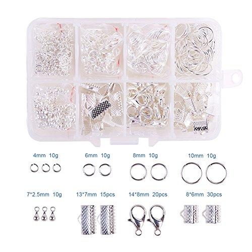 PandaHall Jewelry Basics Lobster Pieces