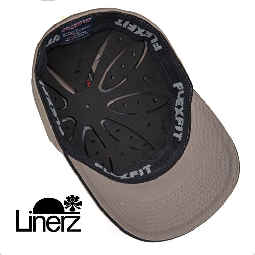(Linerz Bump Cap Hat Insert 1/8 inch Foam With Flexible Shell Layer)