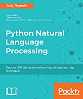 Python Natural Language Processing Front Cover