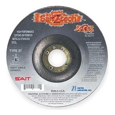 Sait 23336 6X.045X7/8 Sait Z-Tech High Performance Cutting Wheel |Pkg