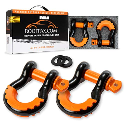 RoofPax Shackles Capacity Multiple Attachment product image