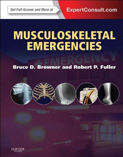 Musculoskeletal Emergencies Pdf