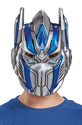 Disguise T5 Optimus Prime Vacuform Child Mask-