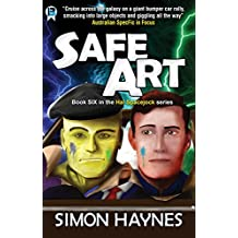Safe Art (Hal Spacejock Book 6)