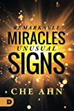 img - for Remarkable Miracles, Unusual Signs book / textbook / text book