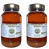 Bromelain Alcohol-FREE Liquid Extract, Bromelain (Ananas Comosus) Dried Powder Glycerite Hawaii Pharm Natural Herbal Supplement 2x32 oz Unfiltered
