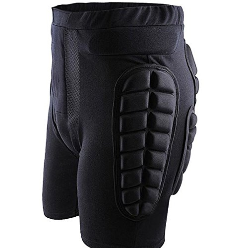 Bazaar Des shorts rembourrés de protection ski patinage short de protection