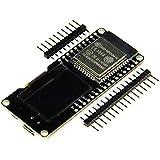 Wemos? Lolin ESP32 OLED モジュール Arduino ESP32 OLED WiFi + ブルートゥース デュアル ESP-32 ESP-32S ESP8266 OLED モジュール [並行輸入品]