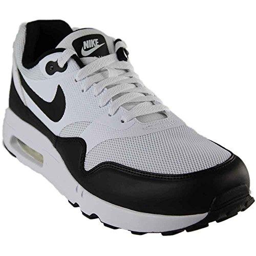 Men's Air Max 1 Ultra 2.0 Essential White/Black - Nike 875679-102