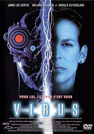 Virus [Francia] [DVD]: Amazon.es: Jamie Lee Curtis, William Baldwin, Donald Sutherland, Joanna Pacula, Marshall Bell, John Bruno, Jamie Lee Curtis, William Baldwin: Cine y Series TV