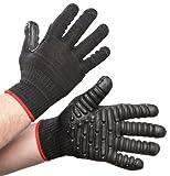 Impacto VI473130 Vibration Reducing Glove, Black