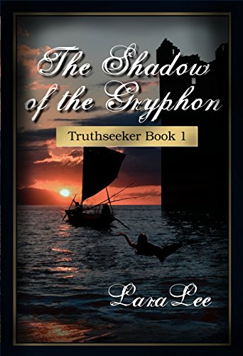 The Shadow of the Gryphon An unusual brownie adventurer named Arthur, and the twin princes, Timothy and Nathaniel, join forces to travel to the underside of their coin-shaped world to break the curse that has turned Nathaniel's fiancee into stone.
