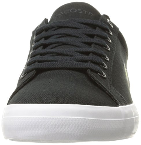 Lacoste Mens Lerond Fashion Sneaker Black