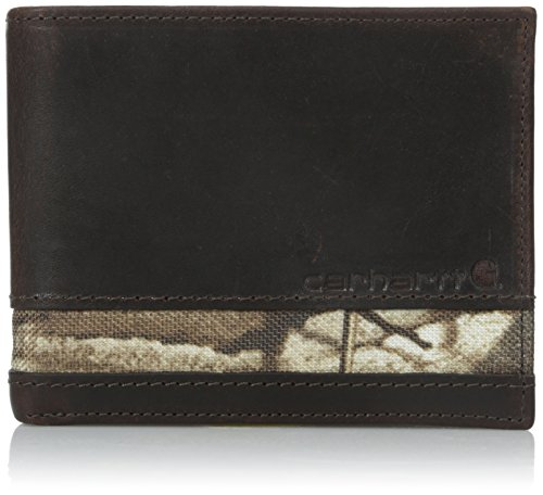 Carhartt Mens Sandoken Pass Wallet