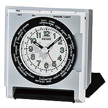 Seiko QHE116S Alarm Clock