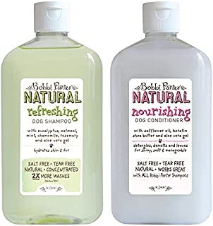 product image for Bobbi Panter Natural Refreshing Dog Shampoo and Nourishing Conditioner