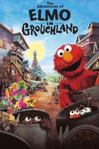 Amazon Com The Adventures Of Elmo In Grouchland Vanessa