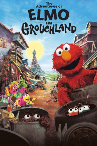 The Adventures of Elmo in Grouchland -