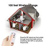 BN-LINK Mini Wireless Remote Control Outlet Switch