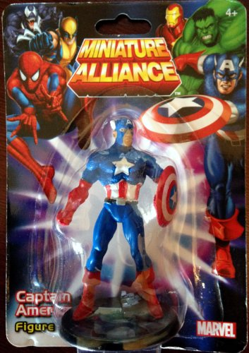 Marvel Miniature Alliance 2.75