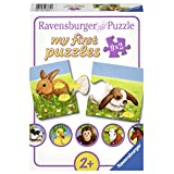 Ravensburger Adorable Animals - My First Puzzle