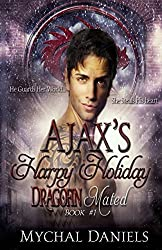 Ajax's Harpy Holiday: Dragofin Mated: Book #1 (Dragonfin Clan Mated)