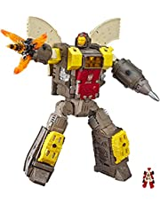 "TRANSFORMERS Titan Omega Supreme 24"" Action Figure - Generations War for Cybertron - Converts to Command Center - Kids Toys - Ages 8+"