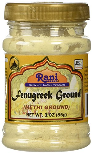 Rani Fenugreek Methi Seeds