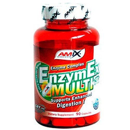 AMIX Enzymex Multi - 90 caps.: Amazon.es: Alimentación y bebidas