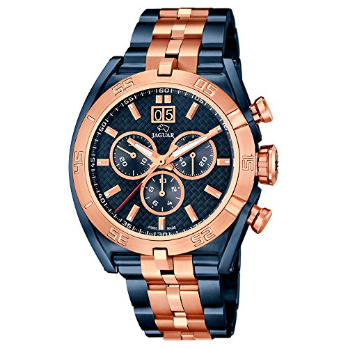 Amazon.com: Jaguar Special Edition J810/1 Mens Chronograph Swiss Made: Watches