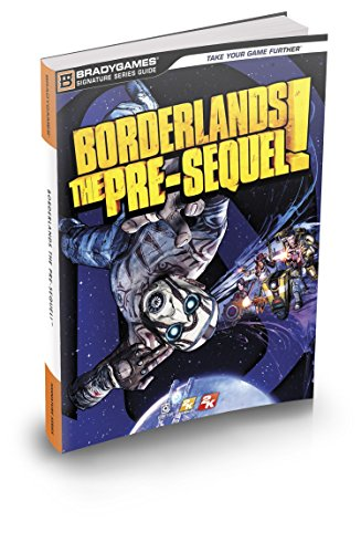 Price comparison product image Borderlands: The Pre-Sequel Signature Series Strategy Guide