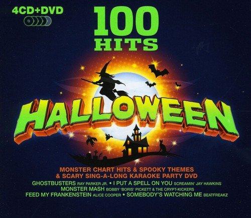 100 Hits: Halloween -