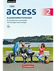 English G Access - G9 - Ausgabe 2019: Band 2: 6. Schuljahr - Klassenarbeitstrainer mit Audios und Lösungen online