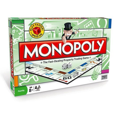 Price comparison product image Monopoly - Board Game by Parker Brothers