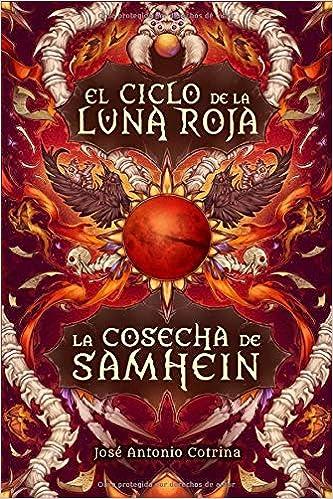 Amazon.com: La cosecha de Samhein: Fantasía juvenil cargada ...