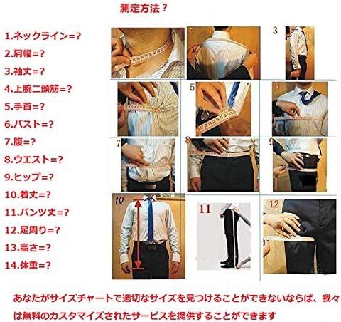 メンズチェック柄フォーマルウェディングスーツ(ジャケット、パンツ、ベスト)