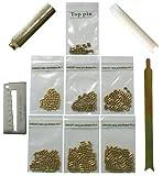 Cheap ebuildDirect Kwikset Bottom Pins with 4 Tools 50 Pins Rekey Kit Rekeying Set locksmith