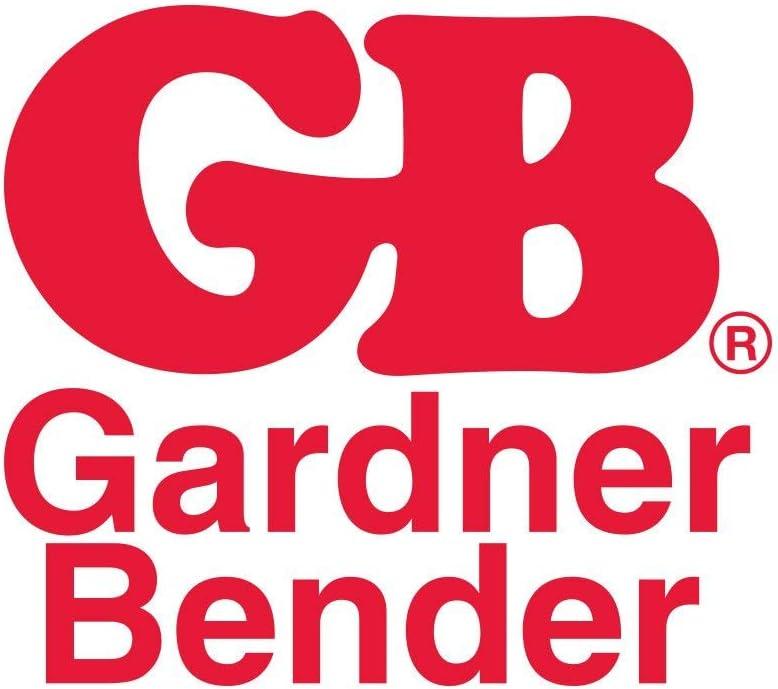 10//Each GARDNER BENDER Metal Staple 2 COND 1//2 MS-150