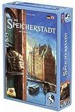 Pegasus Spiele 54515G - Die Speicherstadt, Brettspiel