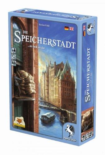 Pegasus Spiele 54515G - Die Speicherstadt