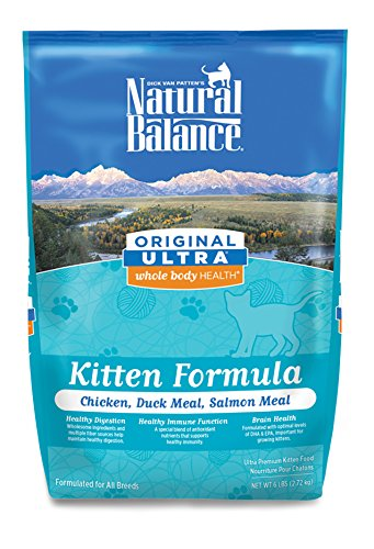 natural balance kitten food - 1