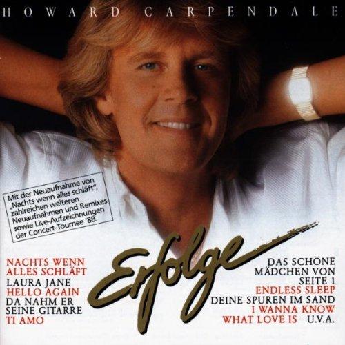 (CD Album von Howard Carpendale, 19 Titel) (Jetzt Ti)