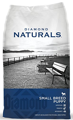 Diamond Pet Foods Diamond Naturals Dry Food for Puppy, Sm...