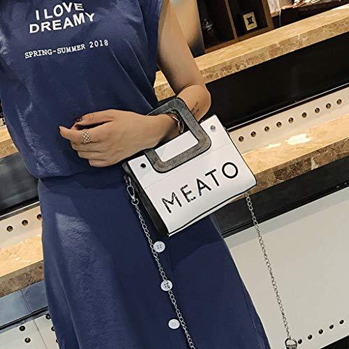 femme Gris Casual S Rxf pour Gris bandoulière Sac à Taille couleur vXOxdO4wq
