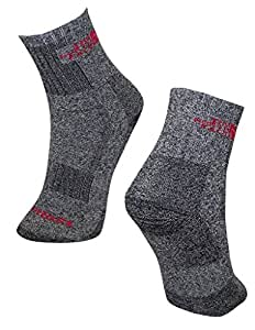 The North Face Cushion Hiking/Camping Outdoor Hiker Crew Socks