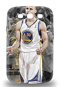 Galaxy Tpu Phone 3D PC Case With Fashionable Look For Galaxy S3 NBA Golden State Warriors Stephen Curry #30 ( Custom Picture iPhone 6, iPhone 6 PLUS, iPhone 5, iPhone 5S, iPhone 5C, iPhone 4, iPhone 4S,Galaxy S6,Galaxy S5,Galaxy S4,Galaxy S3,Note 3,iPad Mini-Mini 2,iPad Air )