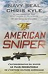 American Sniper : l'autobiographie du sniper le plus redoutable de l'histoire militaire américaine par Kyle
