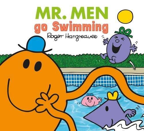 MR Men Go Swimming (MR Men & Little Miss Everyday)