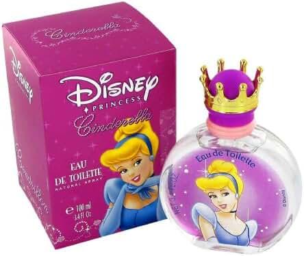 Disney Cinderella Kids Eau de Toilette Spray, 3.4 Ounce