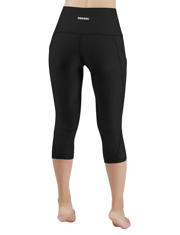Amazon.com: ODODOS Mallas de yoga de alta cintura para ...